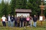 Postavljanje turistickih mapi sela Podgora