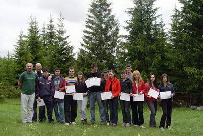 Obuceni vodici sa sertifikatima