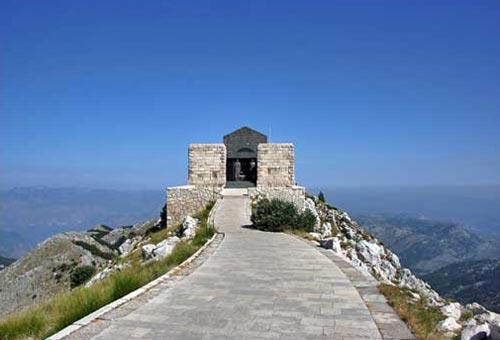 Lovcen-Mausoleum