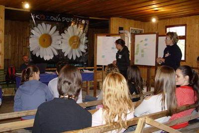 trening za vodice-birdwatching