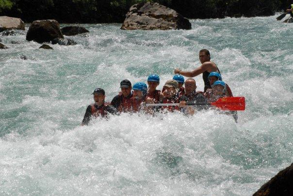 rafting splavarenje tara