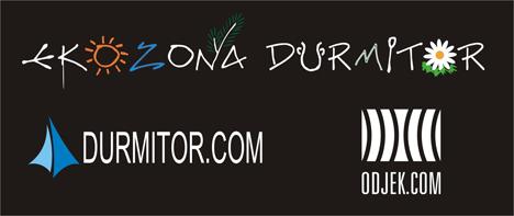 """Eko zona Durmitor"" i Logoi Internet web portala"