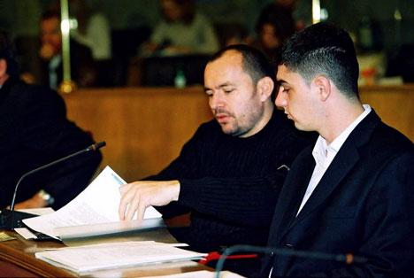 Stevovic kao predstavnik predlagaca u Parlamentu Crne Gore