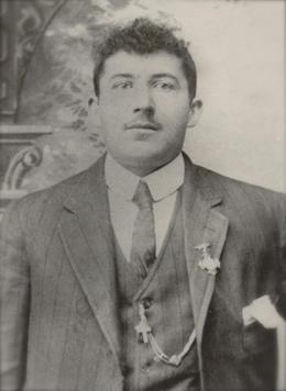 Djuro Stevovic - Cikago 1908